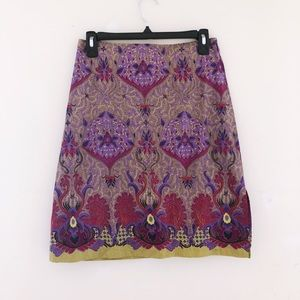 Guess Jeans Patterned Skirt